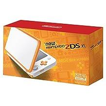 New Nintendo 2DS XL - White & Orange
