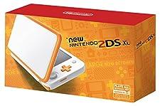 Nintendo New 2DS XL - White + Orange