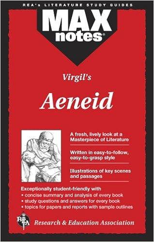 aeneid summary and analysis