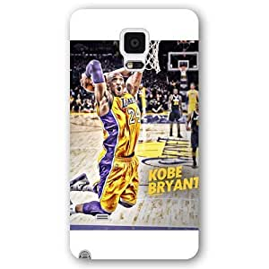 For Iphone 6Plus 5.5Inch Case Cover over - Diy White Frosted For Iphone 6Plus 5.5Inch Case Cover , NBA Superstar Lakers Kobe Bryant For Iphone 6Plus 5.5Inch Case Cover