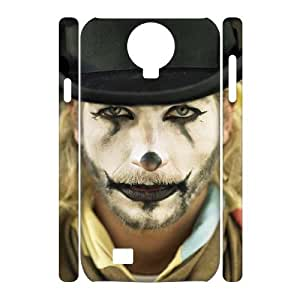 Clown Phone Case For Samsung Galaxy S4 i9500 [Pattern-1]