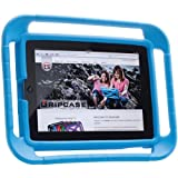 GRIPCASE FOR IPAD 2nd, 3rd, & 4th Gen - BLUE