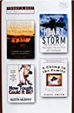 Books : A Rip in Heaven/Heart of the Storm/How Tough Could It Be?/A Chimp in the Family (Reader's Digest Today's Best Nonfiction, Volume 78: 2004)
