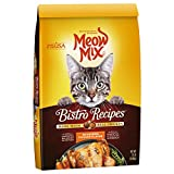 Meow Mix Bistro Recipes Rotisserie Chicken Flavor Dry Cat Food - 12 Lb Larger Image