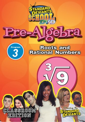- SDS Pre-Algebra Module 3: Roots and Rational Numbers