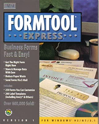 Formtool Express Business Forms Fast and Easy