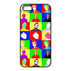 Rockband Pattern Promotion Case for Iphone 5s