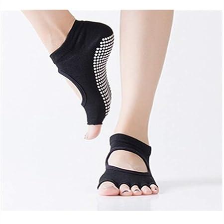 WANGWZ Calcetines De Algodón Calcetines De Yoga Calcetines ...