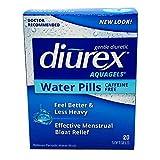 Diurex Multi-Symptom AquaGels, 20 Count