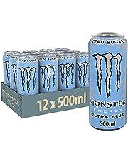 Monster Ultra 12x500ml Blauw PMP, 2 kg