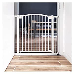 LITINGFC Bebé Puerta De La Escalera Barrera Seguridad En El Hogar ...