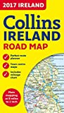 2017 Collins Ireland Road Map