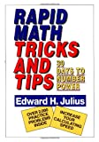 Rapid Math Tricks and Tips, Edward H. Julius, 0471575631