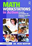 img - for Math Workstations in Action: Powerful Possibilities for Engaged Learning in Grades 3 5 book / textbook / text book