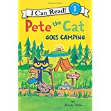 Pete the Cat Goes Camping (I Can Read Level 1)