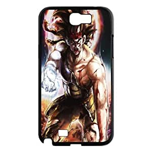 Cases for Samsung Galaxy Note 2, Dragon Ball Z Cases for Samsung Galaxy Note 2, Tyquin Black