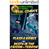Amazing Minecraft Comics: Flash and Bones and Death in the Cavern of Terror: The Greatest Minecraft Comics for Kids (Real Comics in Minecraft - Flash and Bones Book 14)