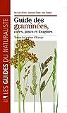 Guide des graminées, carex, joncs, et fougères : Toutes les herbes d'Europe par Fitter