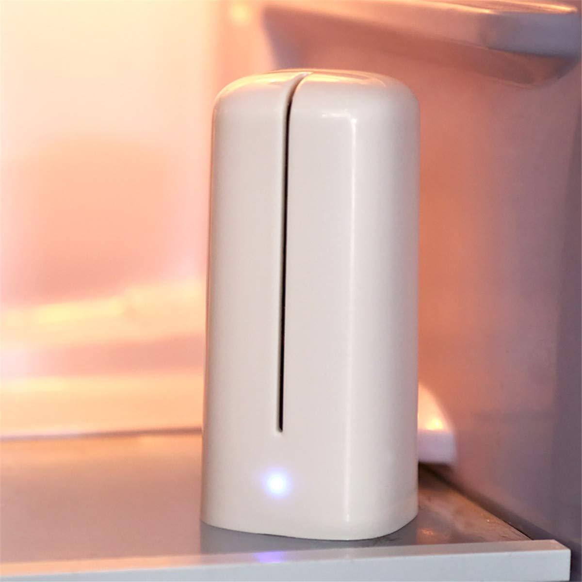 Humidificador Refrigerador de carga USB Purificador de oxígeno ...