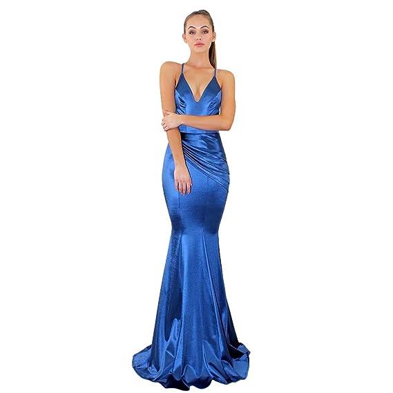 pretty nice 5a8a3 44122 Abito Donna DAY8 Abiti Donna Sexy da Sera Eleganti Tubino ...