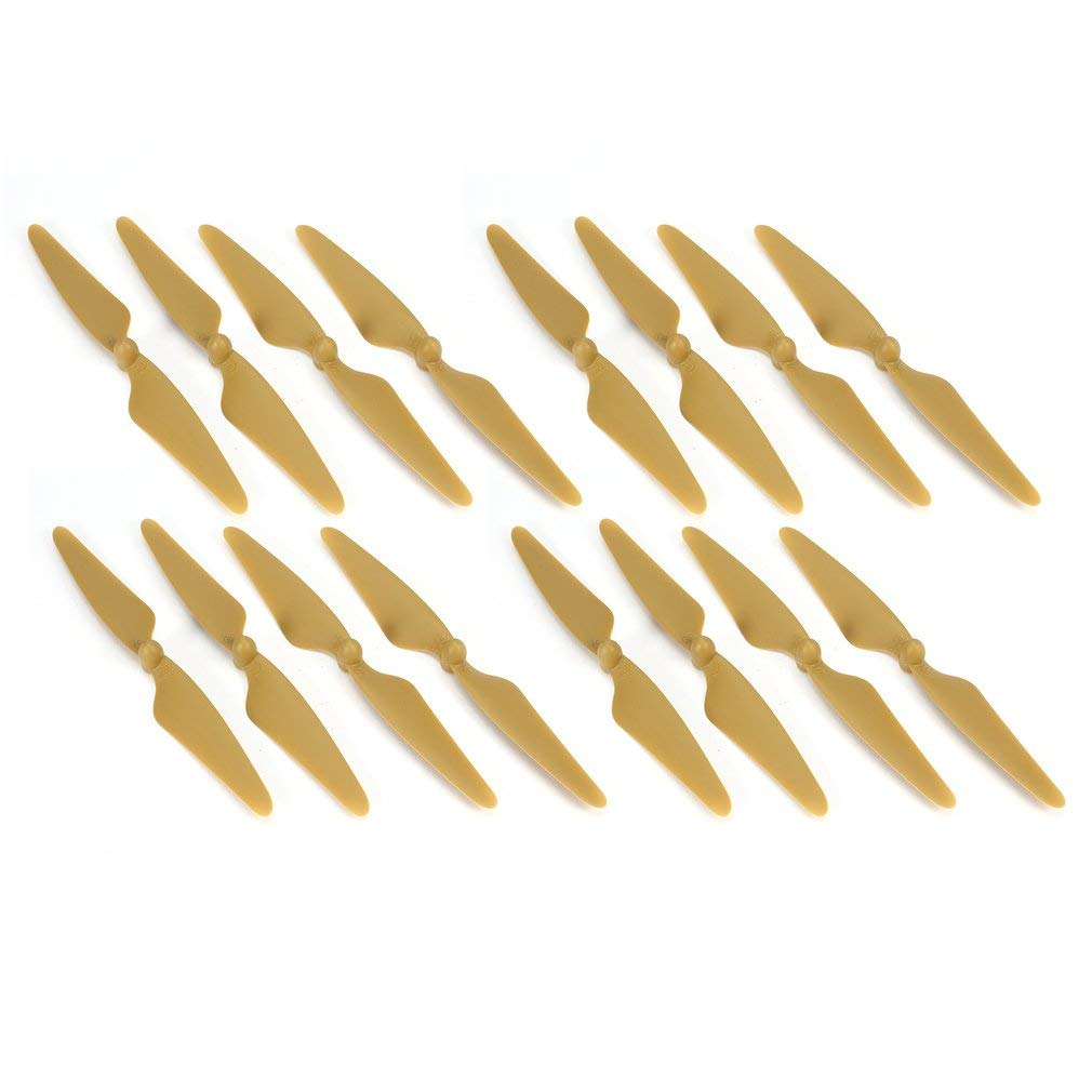 leoboone 8 Pairs CW/CCW Propeller Props Blade RC Spare Part for Hubsan H501S H501C H501A H501M 501 RC Quadcopter Drone Aircraft