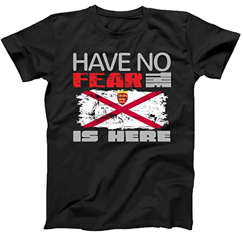 Have No Fear The Jersey is Here Pride Souvenir Gift Tee Shirt - Mens No Jerseys Fear