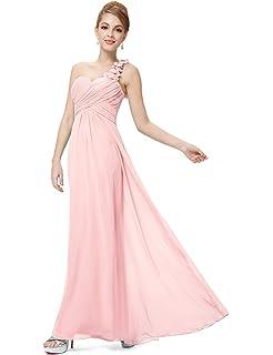 14c46ebff3f5 Ever-Pretty Vestito da Donna Vestito da Sera Vestito da Sera Lungo da Abito  da