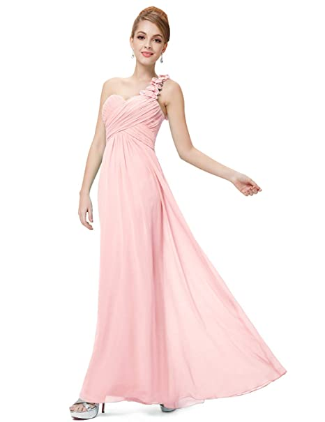 7b5e03ef0894 Ever-Pretty Vestito da Donna Vestito da Sera Vestito da Sera Lungo da Abito  da Sera 09768  Amazon.it  Abbigliamento