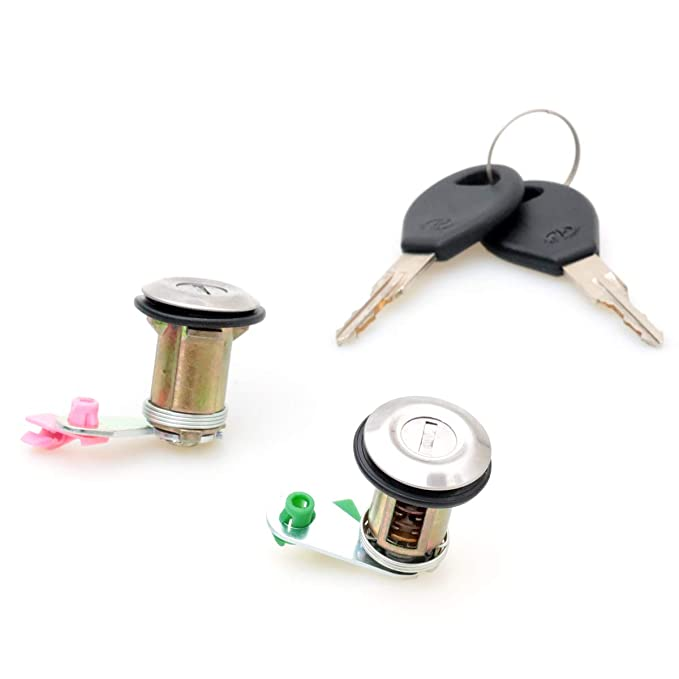 Amazon.com: Door Locks + Key LH/RH Set New Fit For 1990-2007 Nissan Datsun Sunny Micra March Sentra Super Saloon Tsuru Diese Capstar Primera Infiniti Turbo ...