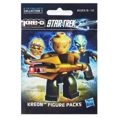 KRE-O Star Trek Kreon Figure Pack (A3685) (Star Trek Toys Kre O)