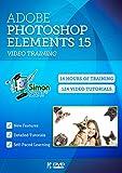 Software : Master Adobe Photoshop Elements 15 Video Training Tutorials - 14 Hours of Training