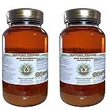 Saw Palmetto Alcohol-FREE Liquid Extract, Organic Saw Palmetto (Serenoa Repens) Dried Berry Glycerite 2x32 oz Unfiltered