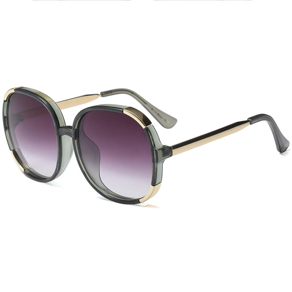 Oversized Mesh Shield Lens Aviator All Metal Futuristic Robotic Sunglasses Rimless SHEEN KELLY