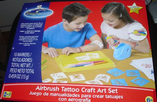Imaginarium Airbrush Tattoo Craft Art product image