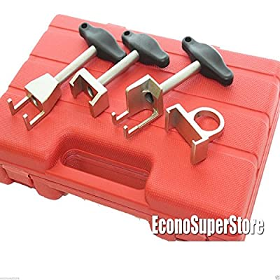 Auto 4PC Ingnition Coils VAG Spark Plug Puller Removal Installation Kit CPXC1004