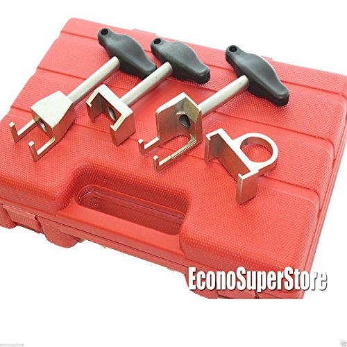 Auto 4PC Ingnition Coils VAG Spark Plug Puller Removal Installation Kit CPXC1004 (Vag Vehicle)