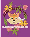 Asshole Feature: Hilarious Swear Word Coloring Book (Hilarious swear 989) (Volume 3)