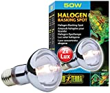 Exo Terra Halogen 50W Basking Spot Light, 4-Pack