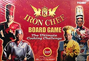 Iron Chef Board Game by Iron Chef