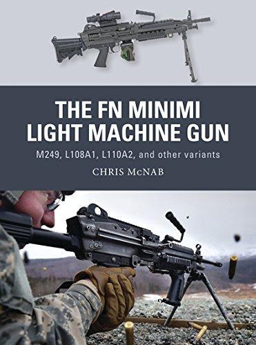 The FN Minimi Light Machine Gun: M249, L108A1, L110A2, and other variants (M249 Machine Gun)