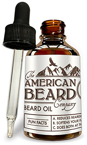Beard Oil Growth Conditioner Men