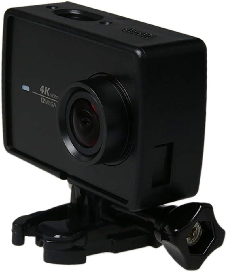 MEETBM ZIMO,Digital Camera Frame Mount Protective Housing with Buckle Basic Mount /& Screw for Xiaomi Xiaoyi II 4K Xiaoyi II