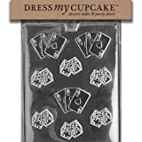 Dress My Cupcake DMCJ023SET Chocolate Candy Mold, Dice Review and Comparison