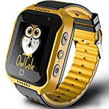Smart Watch for Kids GPS Tracker Best Phone Watch Birthday With Camera Touchscreen SOS Pedometer IOS Android Smartphone for Children Boys Girls ...