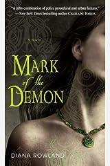 Mark of the Demon (Kara Gillian Book 1) Kindle Edition