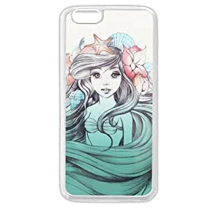 "meilz aiaiUniqueBox Customized Disney Series Case for iPhone 6 4.7"", The Little Mermaid iPhone 6 4.7meilz aiai"