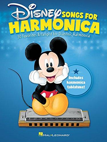 Disney Songs for Harmonica: 30 Favorites Arranged for Diatonic Harmonica Sam Ash Harmonicas