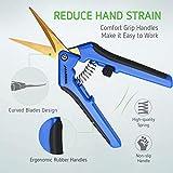 VIVOSUN 1-Pack Gardening Hand Pruner Pruning Shear