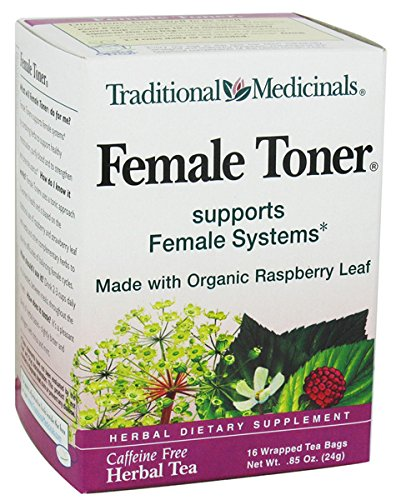 Traditonal Medicinals Healthy Cycle Formerly Female Toner Tea ()