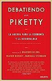 img - for Debatiendo con Piketty: La agenda para la econom a y la desigualdad (Spanish Edition) book / textbook / text book